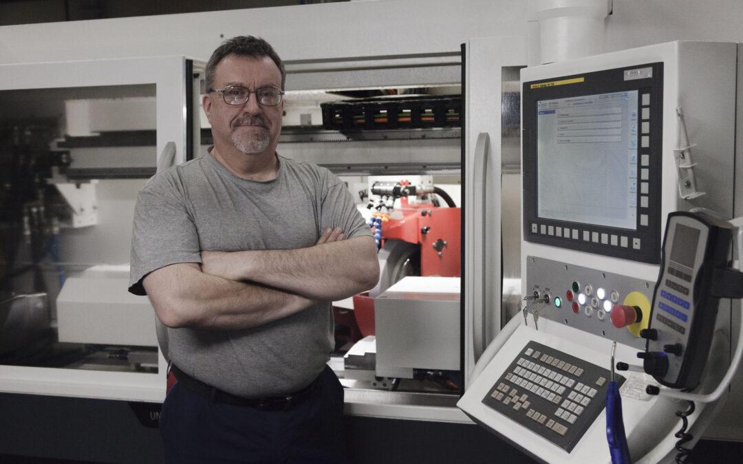 CNC-operator